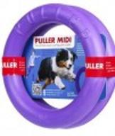 PULLER MIDI ring zabawka dla średniego psa 2 szt.