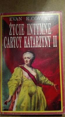 ŻYCIE INTYMNE CARYCY KATARZYNY II Covert WARSZAWA