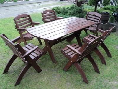 Meble Ogrodowe Drewniane Skladane Promocja Nowosc 6778336808