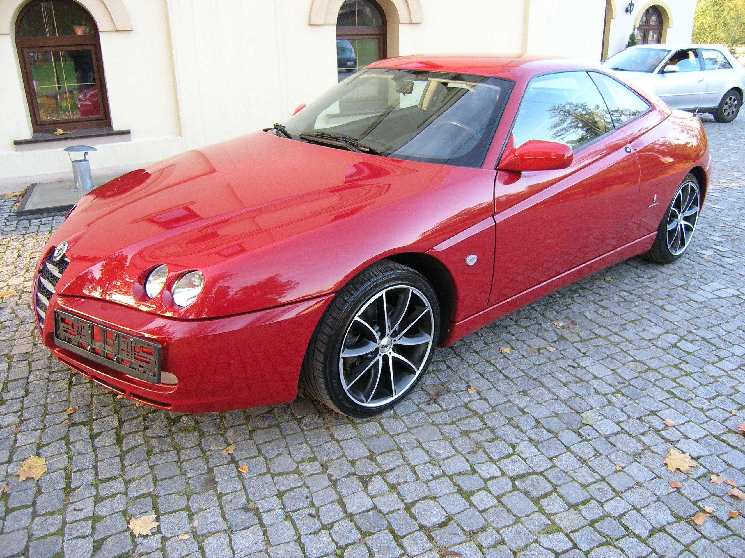 Alfa Romeo Gtv 2 0 Piekna 2005r Sprowadzona 6984090804 Oficjalne Archiwum Allegro