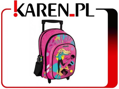5cd5ffa55d21b Plecak na kółkach Starpak Barbie STK 47-34 - 6371293941 - oficjalne ...
