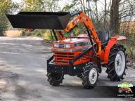 traktorek Kubota L1-185D 4x4 rewers ładowacz