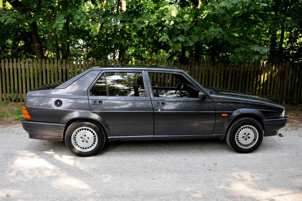 Alfa 75 V6 7042712121 Oficjalne Archiwum Allegro