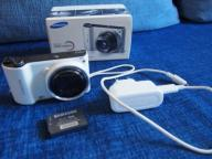 Aparat fotograficzny Samsung WB200F biały