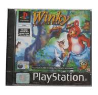 WINKY THE LITTLE BEAR PS1 PlayStation NOWA (FOLIA)