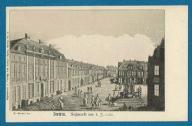 Szczecin. Plac Orła Białego. Widok z 1775 roku.