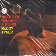 {2LP TYNER McCOY NIGHTS OF BALLADS & BLUES usa