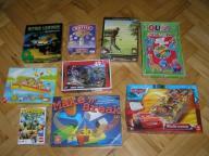GRY PLANSZOWE PUZZLE ZESTAW 10 SZT TREFL LEGO