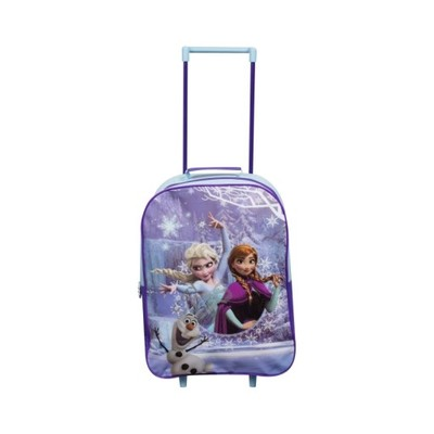 Sambro Frozen Kraina Lodu zestaw walizka na kółkach
