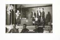 MURNAU-OBÓZ JENIECKI,PRZEDSTAWIENIE TEATRALNE 1942