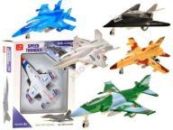 F-16 Samolot Bojowy odrzutowiec F117 +NAPĘD 1:180