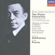Sergey Rachmaninov Rachmaninov Piano Works