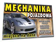 BANER 3x1m reklama szyld AUTO SERWIS POMOC DROGOWA