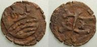 1235. ZYGMUNT LUXEMBURSKI (1387-1437) quarting