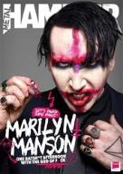 Metal Hammer 11/17 MARILYN MANSON
