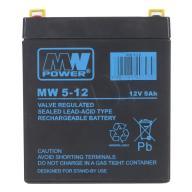 Akumulator MW Power MW 5-12 (12V 5000mAh)