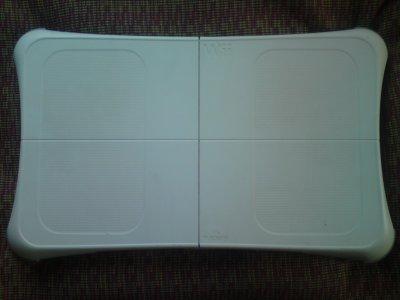 Wii Balance Board + Kamerka z grą YOUR SHAPE