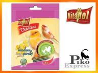 Vitapol Vitaline dla kanarka miodowe perełki 20g