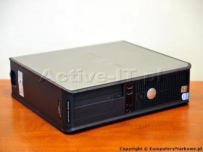 DELL Optiplex GX620 DT PentiumD 2,8GHz WinXP Pro