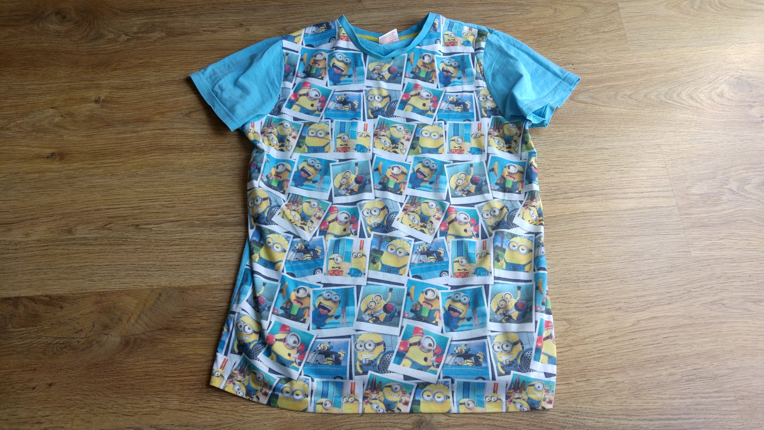 Koszulka minionki