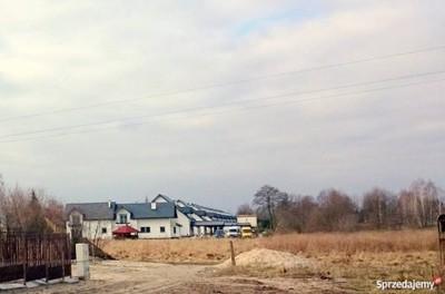 Działka budowlana 3400m2 Grodzisk Maz. ul.Piaskowa