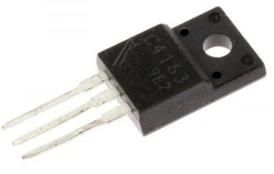TIP50 Transistor npn 400V 1,0A 40W TO220