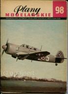 PM Plany modelarskie 98 Jak-11