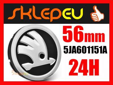 15 SKODA Octavia Fabia Rapid Superb DEKIELKI 56/52