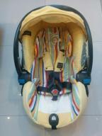 Fotelik samochodowy BeSafe iZi Sleep 0-13 kg