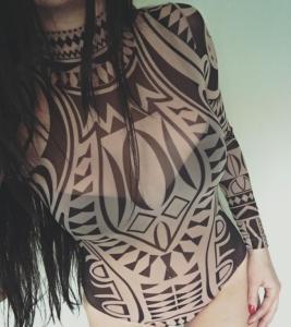 Body Dsquared Dsq Kiki Riki Tatuaże Celtyckie M 6019243889