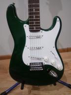 Fender Squier 2001 British Racing Green