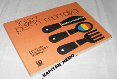 Talerz Pelen Mamalygi Kuchnia Rumunska 4028505808 Oficjalne