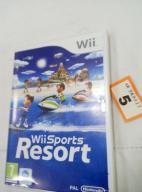 Wii SPORTS i Wii SPORTS RESORT 2X GRY NINTENDO Wii