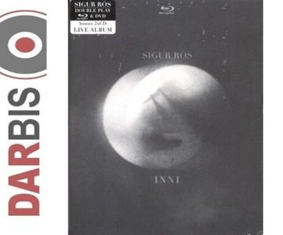 SIGUR ROS - Inni [Blu-Ray]+[2CD] SUPER OKAZJA^