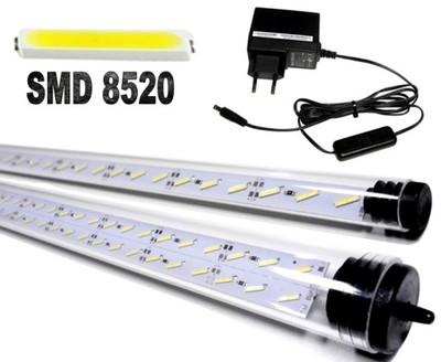 2x30cm świetlówka Led 8520 Oświetlenie Akwarium 6510135715