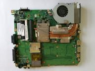 Płyta Toshiba A300D UOW10 1110A2177827 wentylator