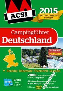 Niemcy Przewodnik Po Kempingach Z Dvd Acsi 2015 5068053397