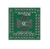 [LISPOL] Adapter uniwersalny QFP64-0.50-IDC