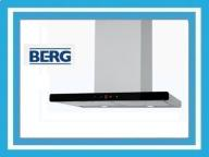 BERG OKAP CONTROL BLACK 90 CM ULTRACIENKI + FILTR