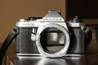 Pentax ME Super - aparat analogowy