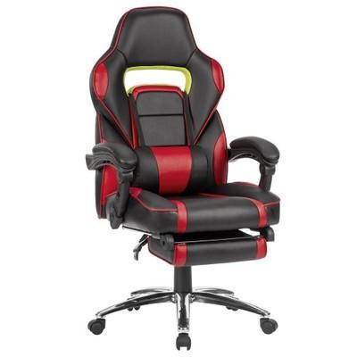 Fotel biurowy gracza regulowany LANGRIA A7G9