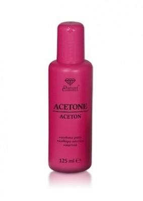 Aceton czysty do lakieru hybrydowego SEMILAC 125ml