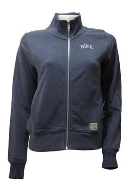 Bluza męska Nike Sportswear Club czarna bez kaptura XL 42 NOWA