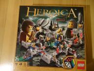 Gra Lego Heroica - Zamek Fortaan