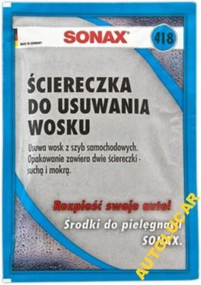 SONAX-SCIERECZKA DO USUWANIA WOSKU SONSC-S418100