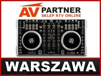 Numark N4 kontroler SERATO VIRTUAL DJ + N-WAVE 360