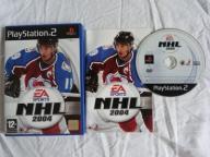 NHL 2004 Gra na PS2