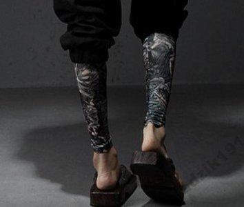Tattoo Slave Tatuaż Rękaw Tatuaże Ręka Noga Dziara