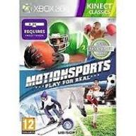KINECT MOTIONSPORTS PLAY FOR REAL XBOX 360 CYRKLAN