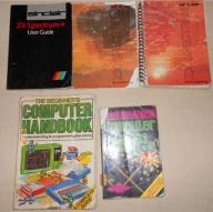 Książki ZX Spectrum